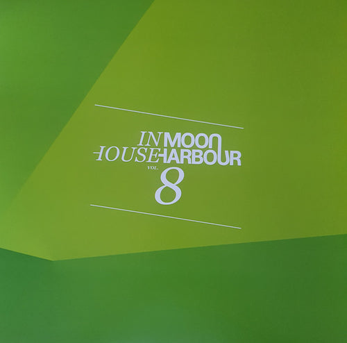 Various ‎– Moon Harbour Inhouse Vol. 8