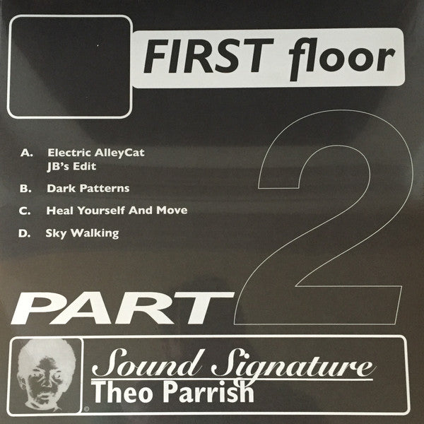 Theo Parrish ‎– First Floor (Part 2)