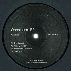 Kindimmer ‎– Occhiolism EP