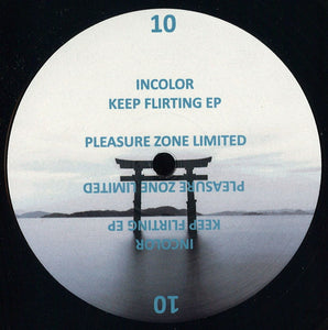 Incolor ‎– Keep Flirting EP