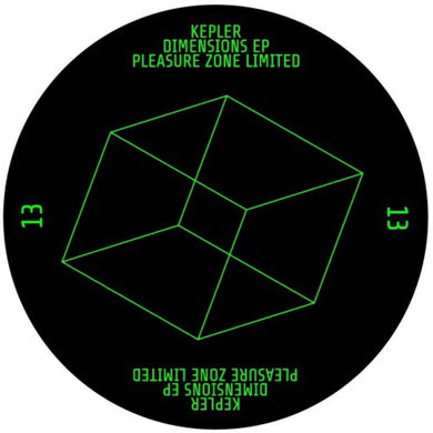 Kepler – Dimension EP