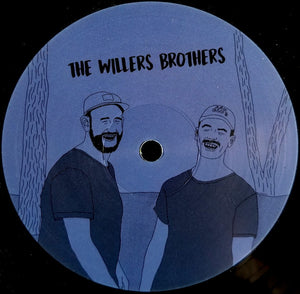 The Willers Brothers ‎– Shade Of Light EP