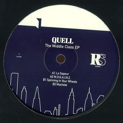 Quell ‎– The Middle Class EP