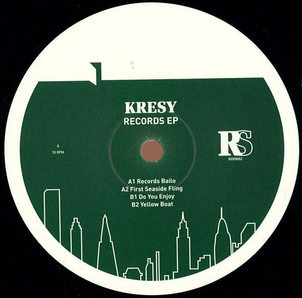 Kresy ‎– Records