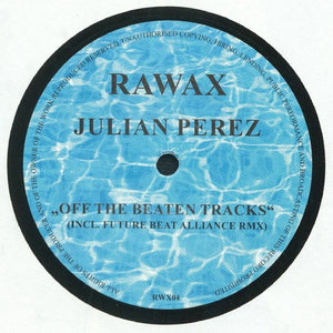 Julian Perez ‎– Off The Beaten Tracks