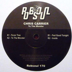 Chris Carrier ‎– To The Wonder