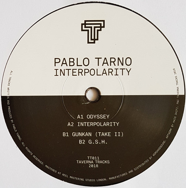 Pablo Tarno ‎– Interpolarity