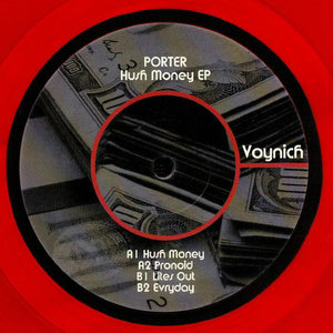 Porter ‎– Hush Money EP