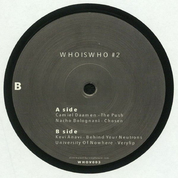 Various ‎– Whoiswho 2