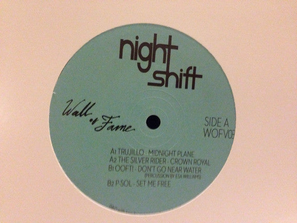 Various ‎– Night Shift
