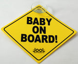 Baby On Board 2 Pack