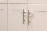 Sliding Cabinet Lock 4 Pack