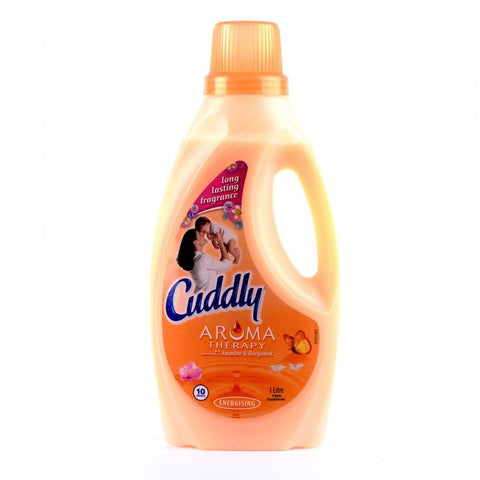 CUDDLY 1L ULTRA FABRIC CONDITIONER ENERGISING