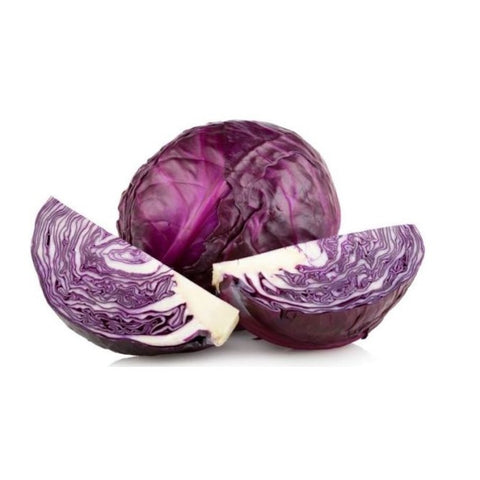 Cabbage - Red (ea)