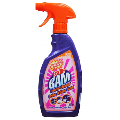 Easy Off Bam 450ml grime & soap scum