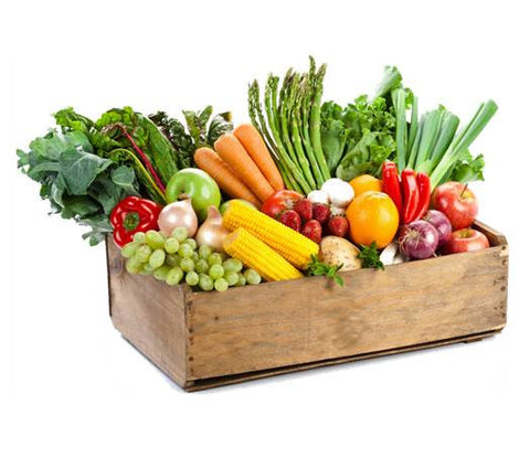 Fruit & Vegetables - Jumbo Box