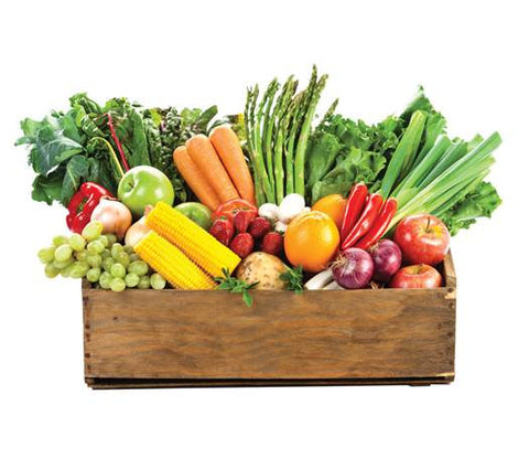 Fruit & Vegetables - Family Box