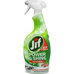 Jif 750ml Power & Shine - Kitchen
