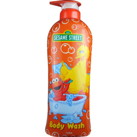 Sesame Street 1L body wash