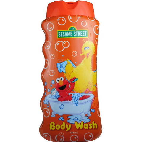 Sesame Street 473ml body wash