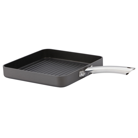 Stanley Rogers 27cm grill pan - square