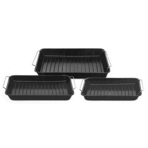 Stanley Rogers 3pc roaster set