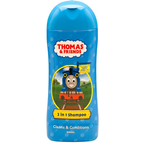 Thomas & friends 414ml 2in1 shampoo & conditioner