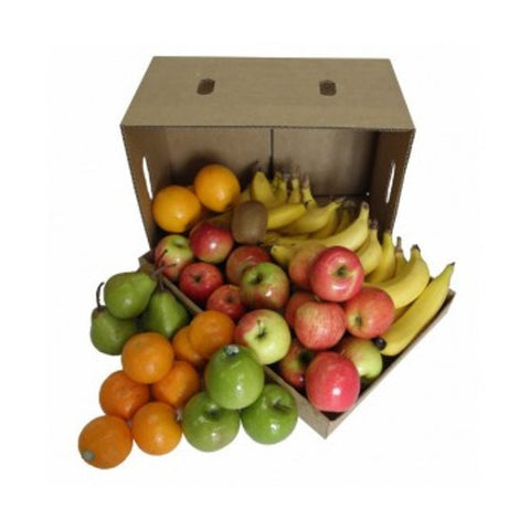 Corporate Fruit Box - Work Hard, Eat Hard Box