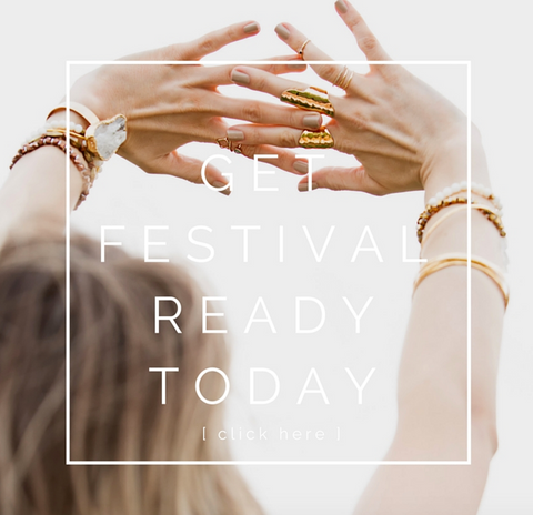Are you Festival Ready?