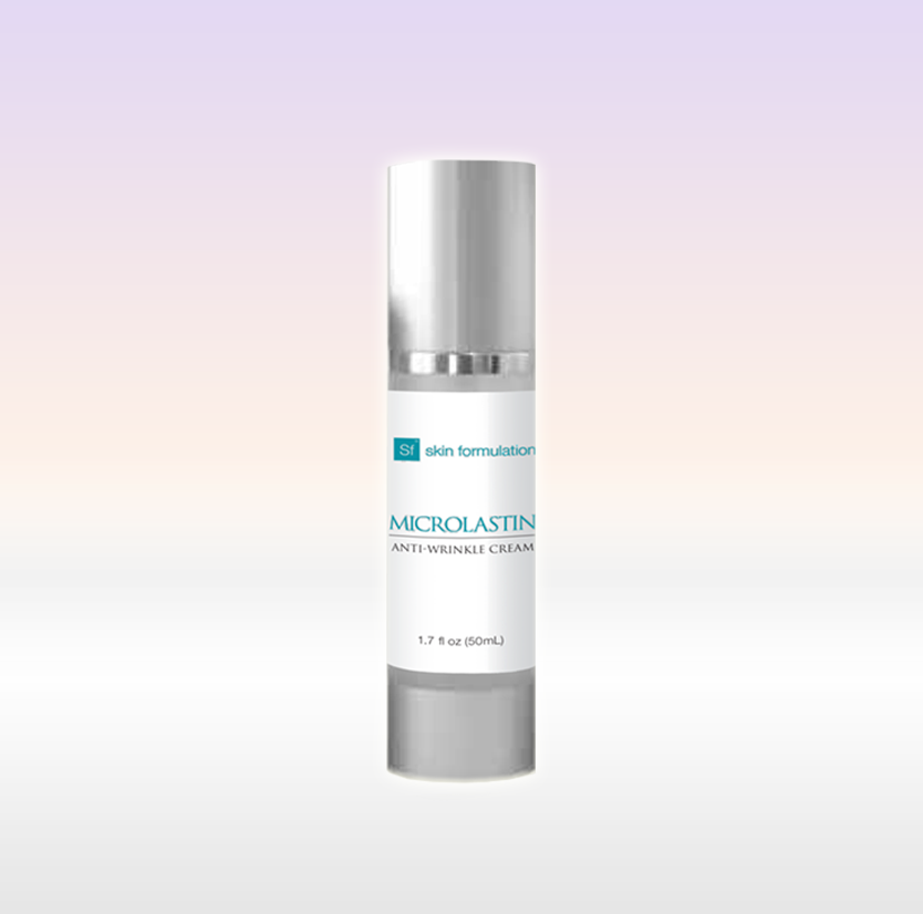 <strong>MICROLASTIN</strong> <br>(Anti-Wrinkle Cream)
