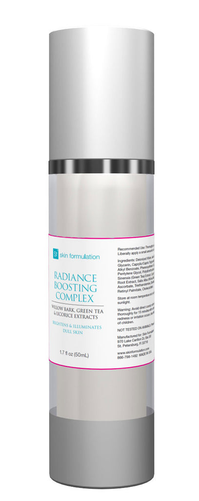 <strong>RADIANCE BOOSTING COMPLEX</strong> <br> Buy 3 & Get 1 FREE