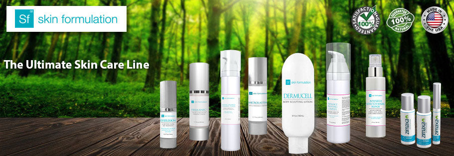 Skin Formulation Products