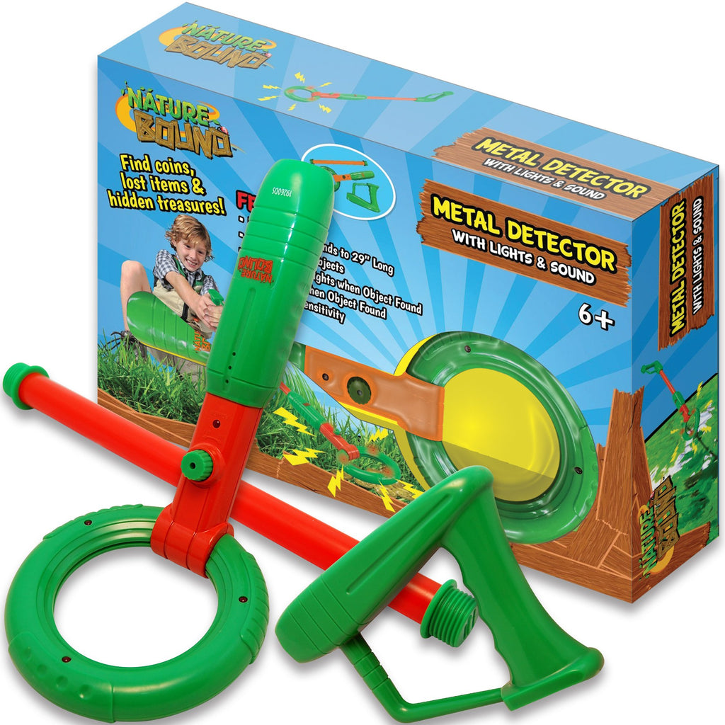 Metal Detector for Kids