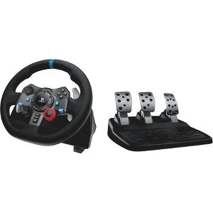 Logitech G29 Driving Force Racing Wheel For Playstation 3 And Playstation 4 - Cable - USB - PlayStation 3, PlayStation 4, PC