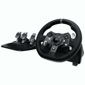 Logitech G920 Driving Force Racing Wheel For Xbox One And PC - Cable - USB - Xbox One, PC