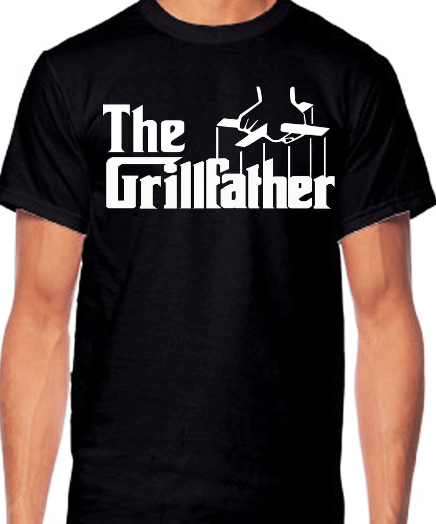 Grillfather Tee