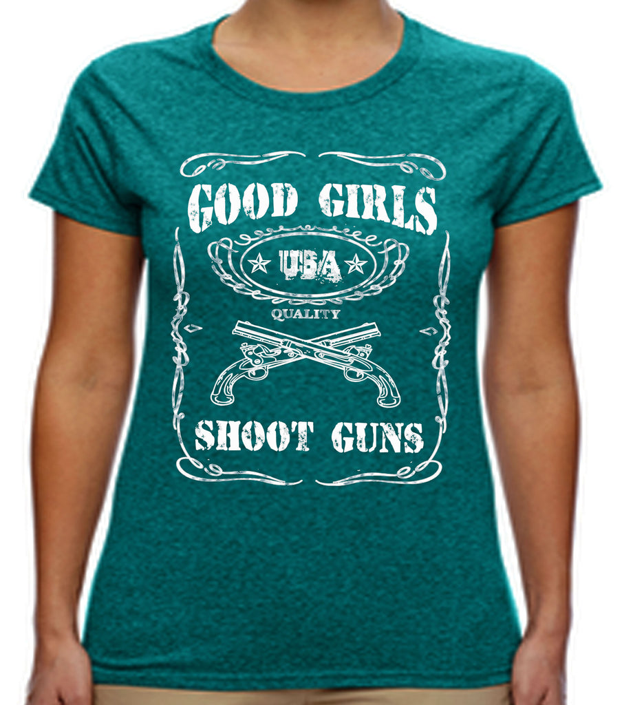 Good Girls Shoot Guns