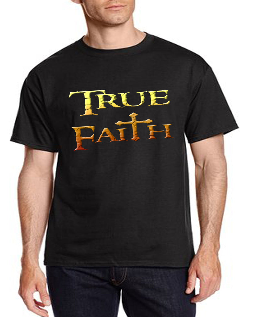 """True Faith"""
