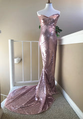 Marlena Sequin Gown - Design by C Boutique