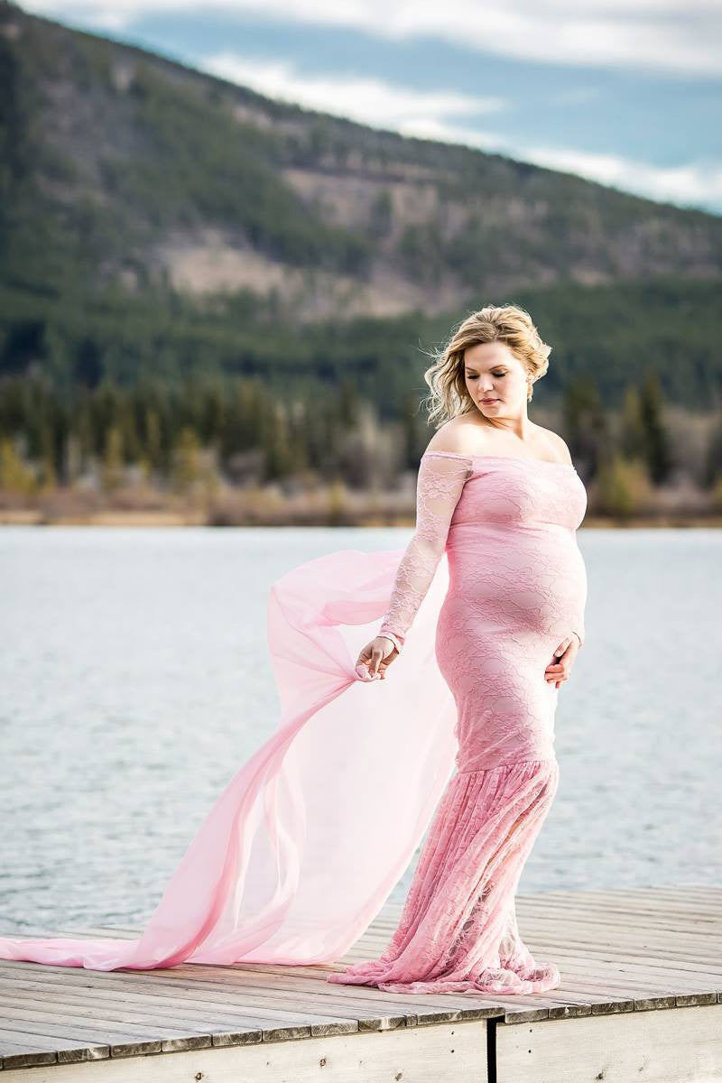 Sissy Gown,mermaid gown,Slim Fit Maternity dress,bridesmaids ...