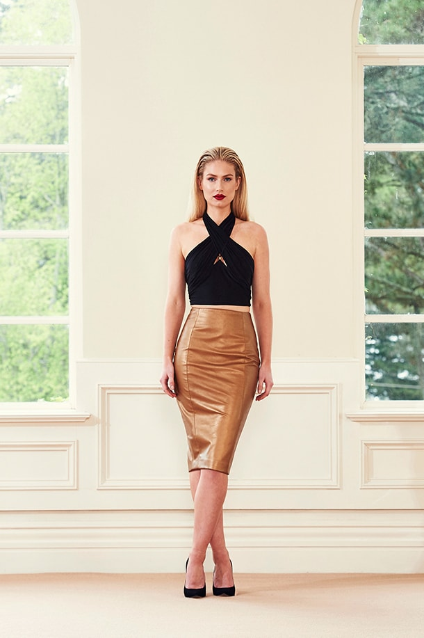 Bellona Skirt and Top