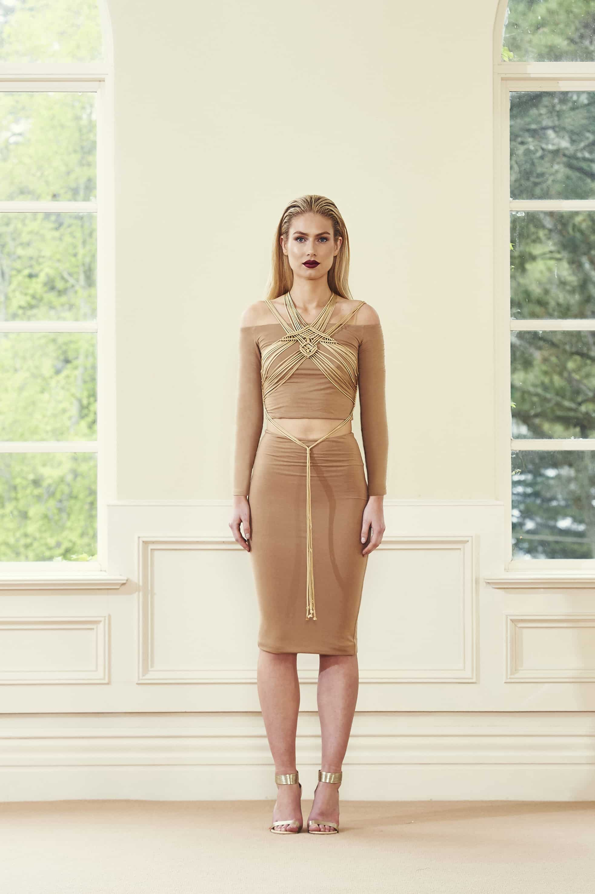 Sol Skirt Crop and Bodypiece