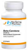 Beta-Carotene 25,000 IU (15mg)