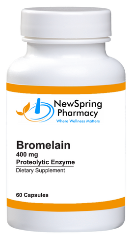 Bromelain 400 mg / Proteolytic Enzyme