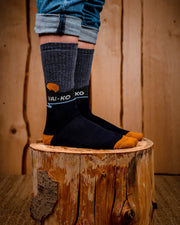 Kultakero Hike Socks Navy