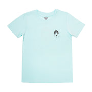 Boss Dog Kids T-shirt Emerald blue