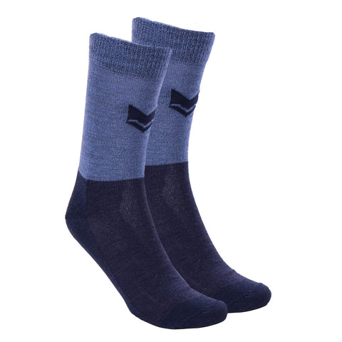 Merino Wool Everyday Socks Navy/Bluestone