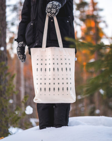 Metsä Canvas Bag
