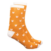 VAI-KO Logo Socks Autumn Gold