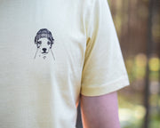 Boss Dog Unisex T-Shirt White
